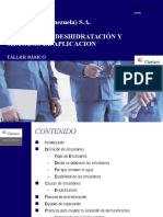 demulsificantes