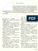 Dictionar Clasa A VI-A