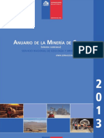 1sernageomin.cl PDF Mineria Estadisticas Anuario Anuario2013