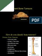 Malignant Bone Tumours