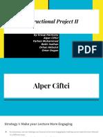 instructional project ii