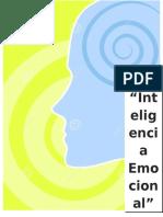 Inteligencia Emocional Documento Final