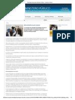 Ministerio Publico - Historia de La Medicina Legal en Vzla