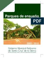 Areas Verdes Santa Cruz
