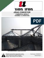 Drag Conveyor ANSI R1