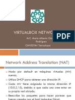 VirtualBox Networking
