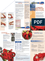 How to - Lobster FSC Paper