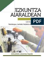 Hezkuntza Aiaraldean. Gehigarri berezia 2016