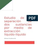 Extracción líquido-líquido