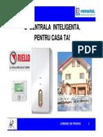 Microcentrale Riello