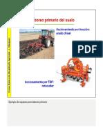 Maquinaria Agricola Arados de Vertedera