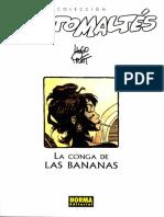06 La Conga de Las Bananas