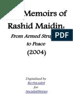 The Memoirs of Rashid Maidin