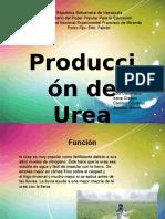 Fabricacion de Urea