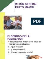 Evaluación General Del Adulto Mayor 1 p