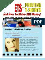 Halftone Screen Printing
