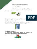 aplicaciones (enfoque estadistico)