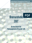 Ms Branchendaten Brennerstudie 2007