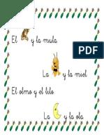 flashcard infantil