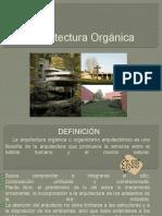 Arquitectura Orgánica.pptx