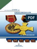 Ehrenzeichen & Einsatzmedaillen Bundeswehr_2012