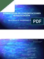 Clasificación Biosistemas de Comunicaciones