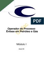 Operador de Processo Ênfase Em Petróleo e Gás