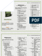 finanzas temario