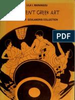 Ancient Greek Art (Art eBook)