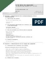SZ8001001413ESES Antisilicona Xileno y Derivados