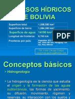 Tema12 Recursoshidricosdebolivia2013 130526195058 Phpapp01
