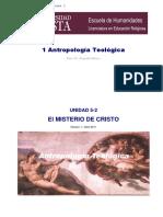 U5 - Misterio de Cristo