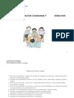 Programa de Formacion Ciudadana 2016