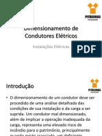 Aula2 Dimensionamento de Condutores Eletricos