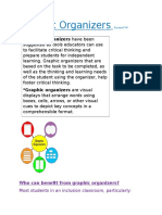 graphic organizers-strategy