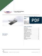 SILLA 001-Análisis Estático 1-1