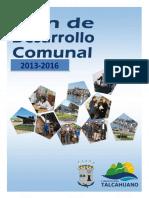 (1) Pladeco Ilustre Municipalidad de Talcahuano 2010-2013 ACTUALIZACION