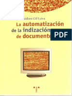 Datos Trea Isidoro Gil Leiva