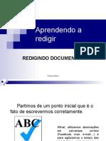 Redigindo Documentos