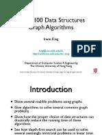 CSCI2100 08 Graphs