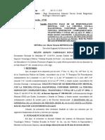 Reclamo III Escala Remunerativa Profs Educ Superior Cortesia Augusto