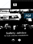 Hsg28 - Safety Advice for Bulk Chlorine Installations