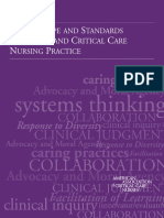 130300-standards for acute and critical care nursing