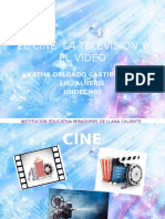 El Cine La Television y El Video Tata Delgado