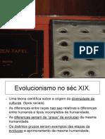 2. Evolucionismo Morgan