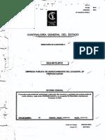 Contraloria General Del Estado - Petrochina _ Taurus Petroleum - Mar 2013