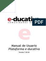 Plataforma CREA (Manual)