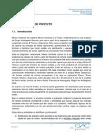 Declaración de Impacto Ambiental (DIA) Integración Minera Centinela