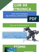 CLUB DE ELETRONICA.pptx