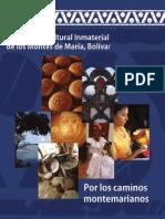 Patrimonio Inmaterial de los Montes de María, Bolívar